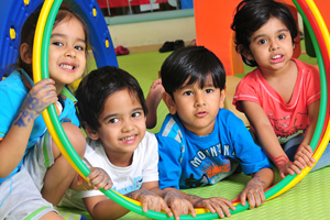 Foundation stage program to develop your child's personality